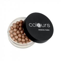 Colours Bronzové tónovací perly