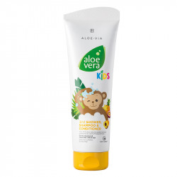 Aloe Vera Jungle Friends 3in1 Šampon, kondicionér &...