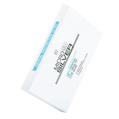 Microsilver Plus Žvýkačky pro péči o chrup