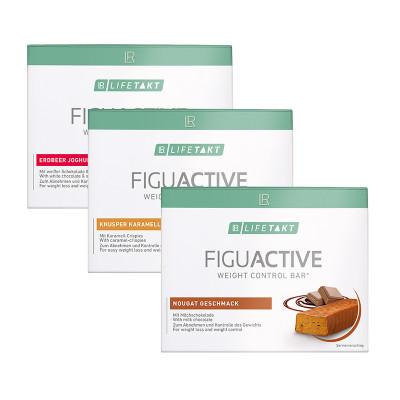 FiguActiv tyčinky mix série 3 balení