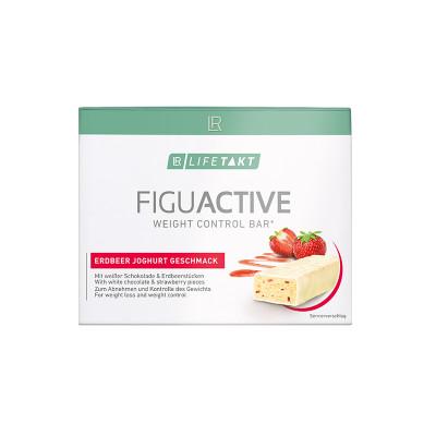 LR LIFETAKT Figu Active Tyčinka s jahodami a jogurtem