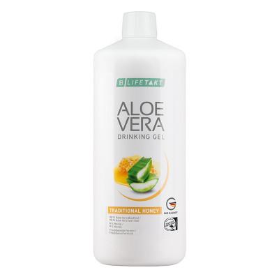 LR LIFETAKT Aloe Vera Drinking Gel Traditional s medem