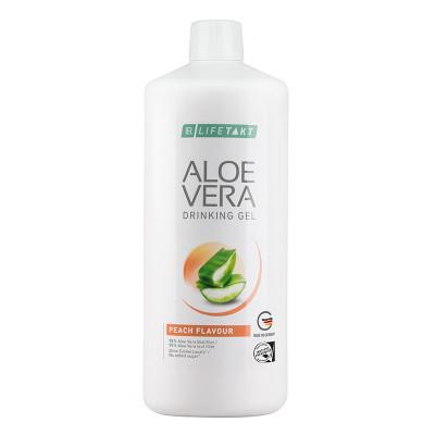 LR LIFETAKT Aloe Vera Drinking Gel Broskev
