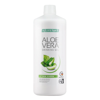 LR LIFETAKT Aloe Vera Drinking Gel Intense Sivera
