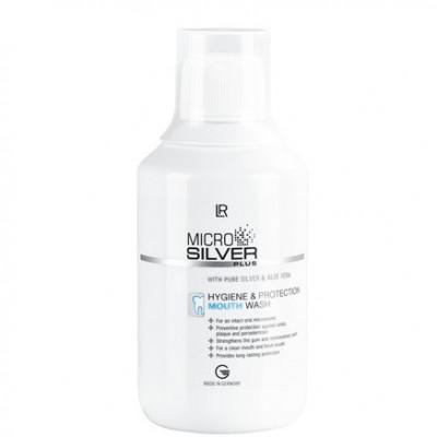 Microsilver Plus Ochranná ústní voda