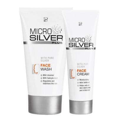 Microsilver Plus Pleťová série proti akné