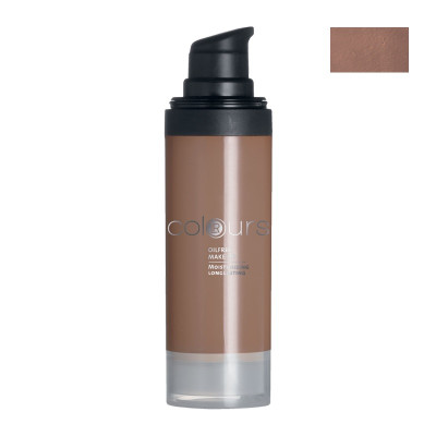Colours Bezolejový make-up (Dark Caramel)