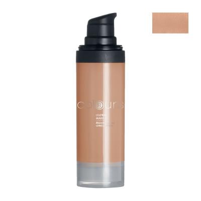 Colours Bezolejový make-up (Dark Sand)