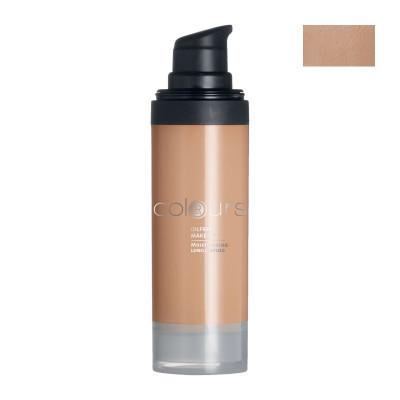 Colours Bezolejový make-up (Light Caramel)