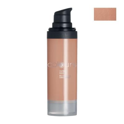 Colours Bezolejový make-up (Medium Caramel)