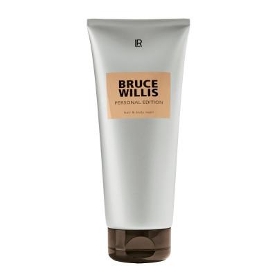 Bruce Willis Personal Edition Parfémovaný vlasový a...