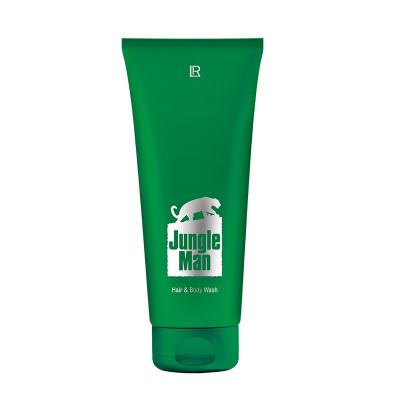 Jungle Man Parfémovaný vlasový a tělový šampon