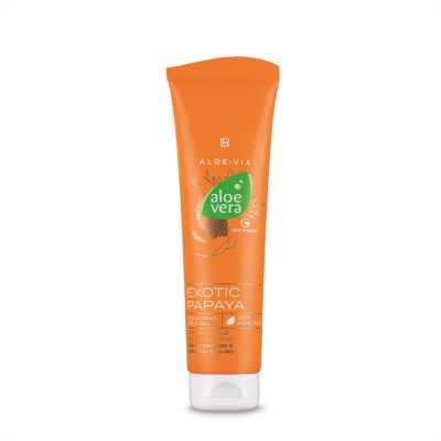 Aloe Vera Exotic Papaya čistící gel